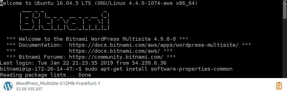Let's Encrypt SSL Certificate installed — Ralpe's Blog