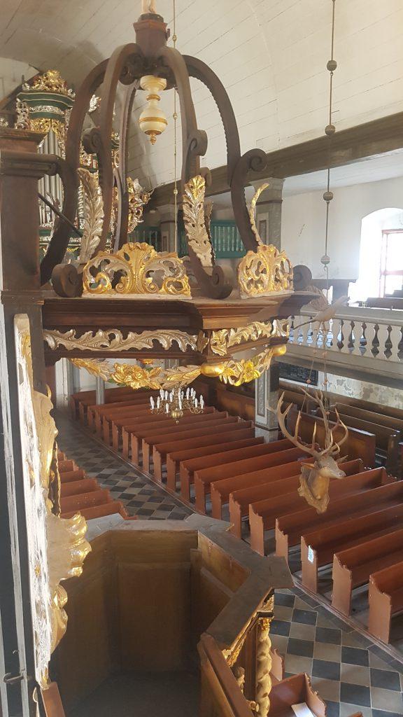 Lutheran Church in Pasym